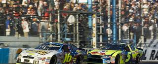 NASCAR Cup Kyle Busch wins in Phoenix