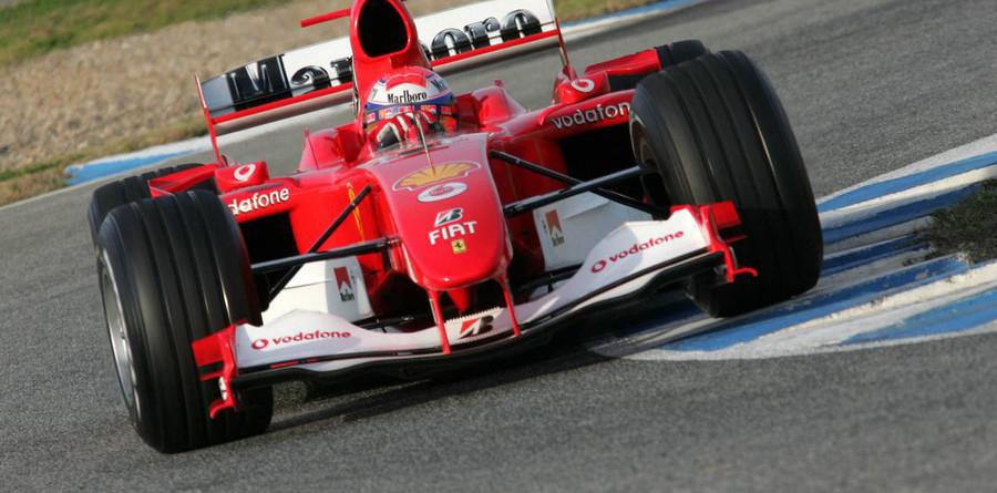 Gene fastest at Barcelona