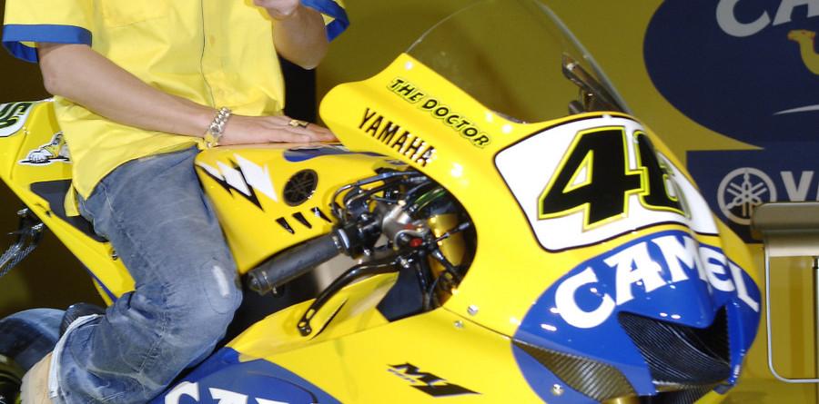 Yamaha unveils their 2006 machine