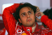 Engine woes for Massa and Coulthard