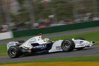 Heidfeld leads in Australian GP last practice