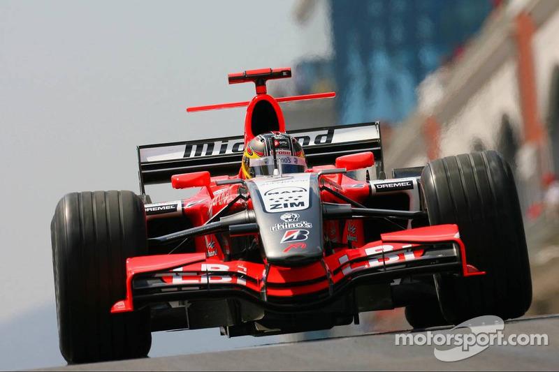 Tough qualifying for Monteiro