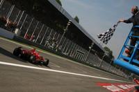 Schumacher takes Ferrari home win at Italian GP