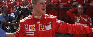 Formula 1 Schumacher focused on the title