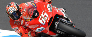 MotoGP Capirossi on Japanese GP pole, looking to repeat