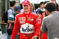 Schumacher focused on constructors' title