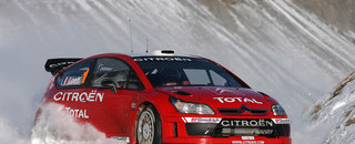 WRC Monte Carlo to open 2007 WRC season