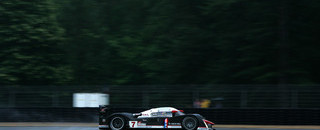 Le Mans Peugeot fastest in warm-up