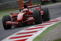 Ferrari leads in Italian GP first practice