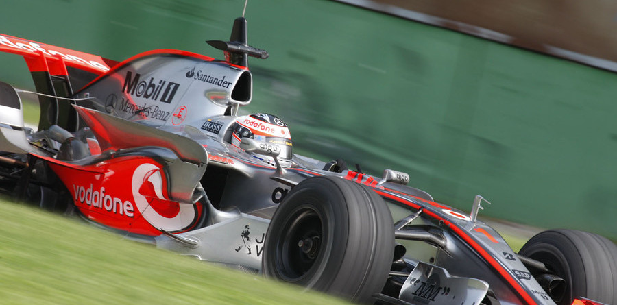 McLaren strikes back in Italian GP second practice