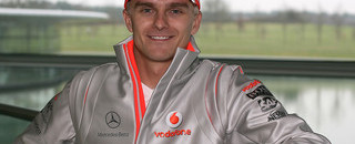Formula 1 McLaren confirms Kovalainen for 2008