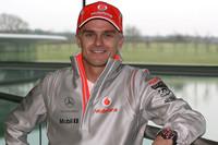 McLaren confirms Kovalainen for 2008