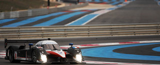 European Le Mans Dino Lunardi discovers Peugeot 908 HDi FAP
