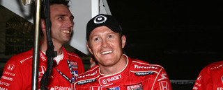 IndyCar Dixon earns first pole of 2008 in Homestead