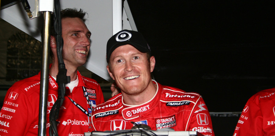 Dixon earns first pole of 2008 in Homestead