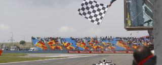 FIA F2 Grosjean takes Sprint win at Istanbul