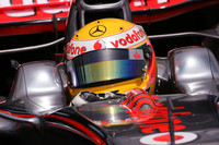Hamilton fastest at Paul Ricard test