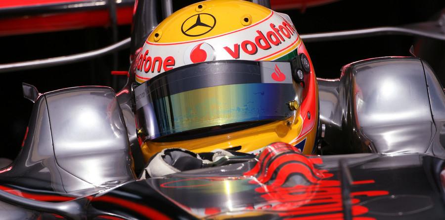 Hamilton fastest at Paul Ricard test