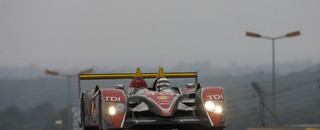 Le Mans Kristensen leads as two hours remain at Le Mans