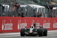 Youngest F1 winner Vettel claims Italian GP