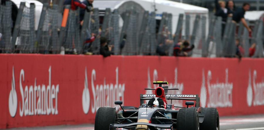 Youngest F1 winner Vettel claims Italian GP