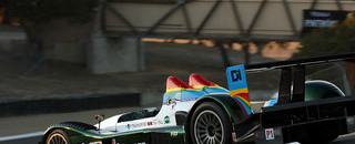 ALMS ECO Racing fueling the green race
