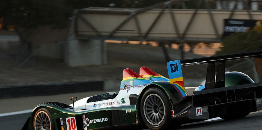 ECO Racing fueling the green race