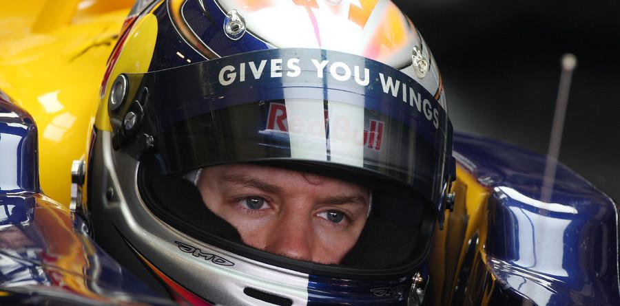 Vettel on blistering pace in Jerez F1 test