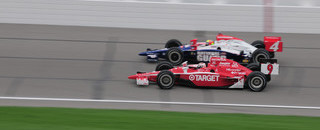 IndyCar Dixon scores his first Kansas victory