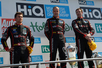 Thruxton's speed nets new 2009 winners and drama