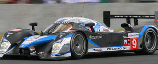 Le Mans Peugeot still leads as final hours beckon