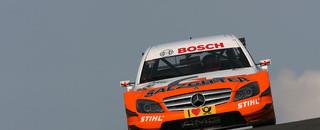 DTM Paffett takes Zandvoort while stewards pursue Audi