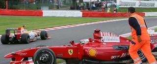 General Ferrari's drivers dilemma
