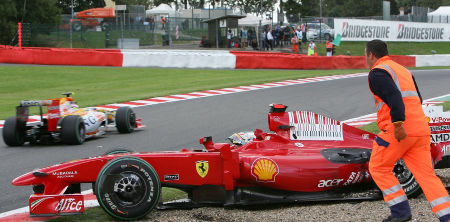 Ferrari's drivers dilemma