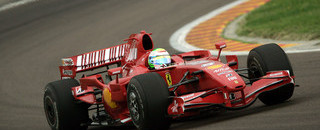 Formula 1 Massa 'ready to race' after Fiorano test