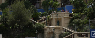 Formula 1 Webber holds off Kubica for Monaco pole