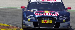 DTM Ekstrom wins Valencia, Tomczyk disqualified
