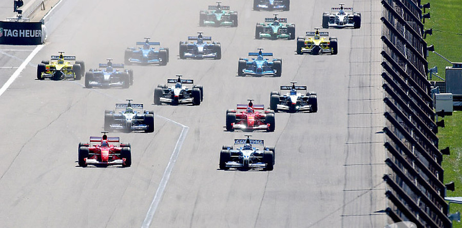 Texas Two-Step for Formula One