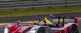 Le Mans Audi surprises with fastest time in the warm-up
