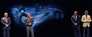 IndyCar Next-generation IndyCar revealed