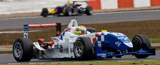 BF3 Calado on top as weather proves tricky at Silverstone