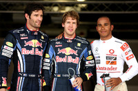 Vettel edges Webber for Japanese GP pole