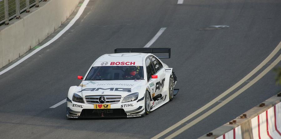 Di Resta in the driver's seat for season finale