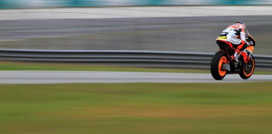 Repsol Honda trio on form in Malaysia
