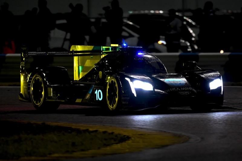 24h Daytona 2019: Gelbphase rettet alle vor Alonso-Überrundung