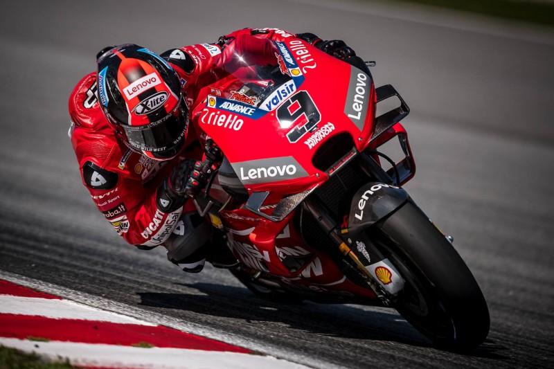 Ducati stellt klar: Danilo Petrucci ist nicht nur Andrea Doviziosos Wasserträger