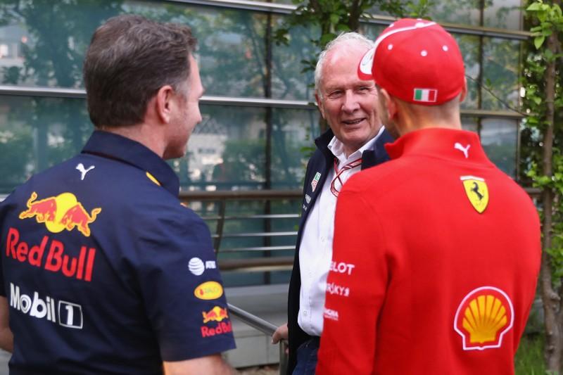 Dreamteam Vettel & Verstappen?