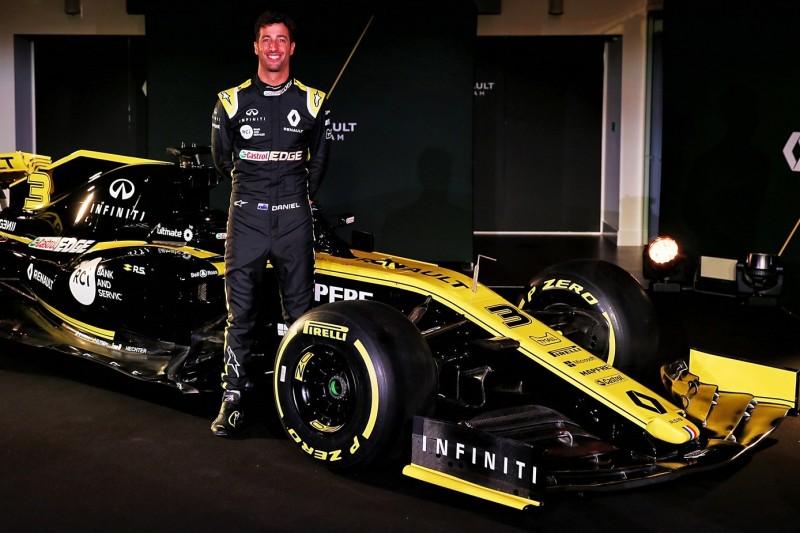 Daniel Ricciardo: Red Bull hat nichts, was Renault nicht auch hat