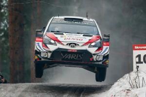 WRC Rallye Schweden 2009: Ott Tänak siegt und übernimmt WM-Führung