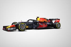 Red Bull: Lackierung für die Formel-1-Saison 2019 präsentiert